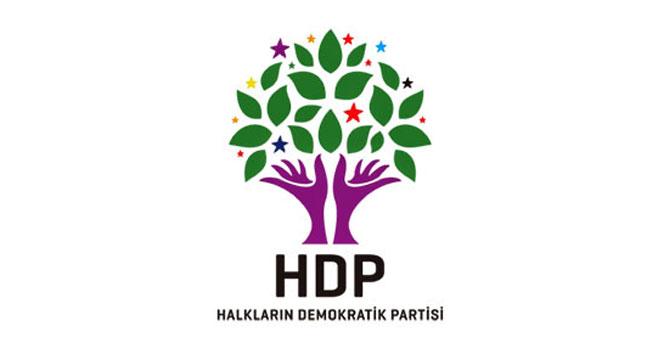 HDP'den basına çifte standart