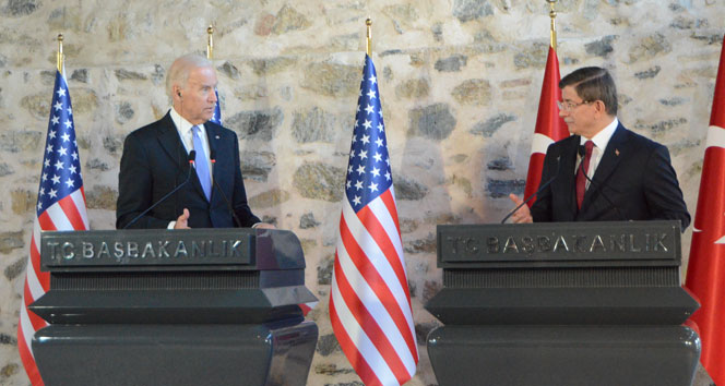 Davutoğlu: 'El Kaide ABD'de hedek kazsa...'