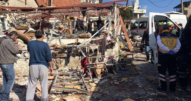 İzmir'de patlama: 1 ölü 2 yaralı