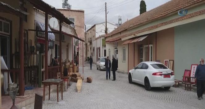 Erdoğan'ın hayatı Kıbrıs'ta canlanıyor