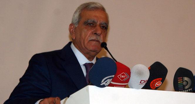 Ahmet Türk'e büyük şok!