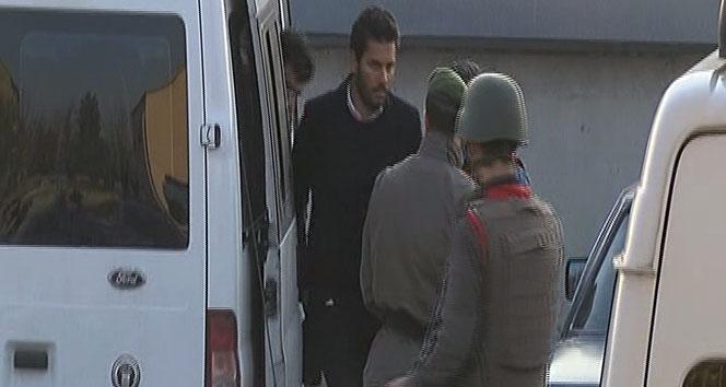 Rüzgar Çetin cezaevinde