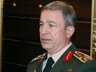 İzmir'de Genelkurmay Başkanı alarmı