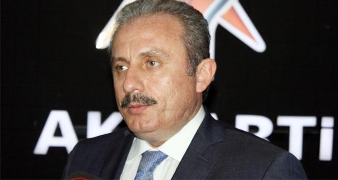 Şentop: 'Türkiye başkanlık sistemini zaten yerelde uyguluyor'