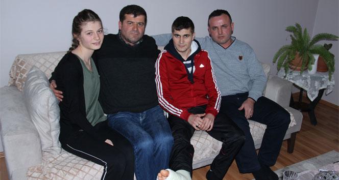 Diyarbakır gazisi yaşadıklarını anlattı