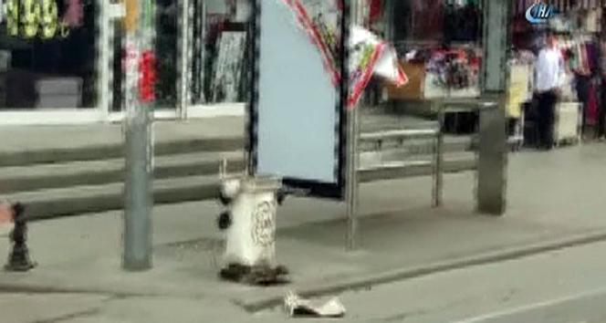 İstanbul'da patlama: 2 yaralı
