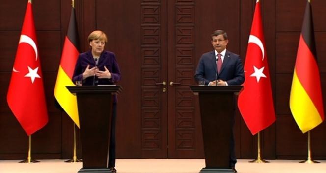 Almanya ile 10 konuda ortak haraket edilecek