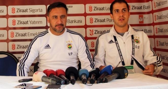 Pereira: 'Tur iki tarafa da açık'