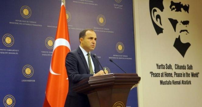 Türkiye'den ABD'ye sert tepki: 'İcazet almayız'
