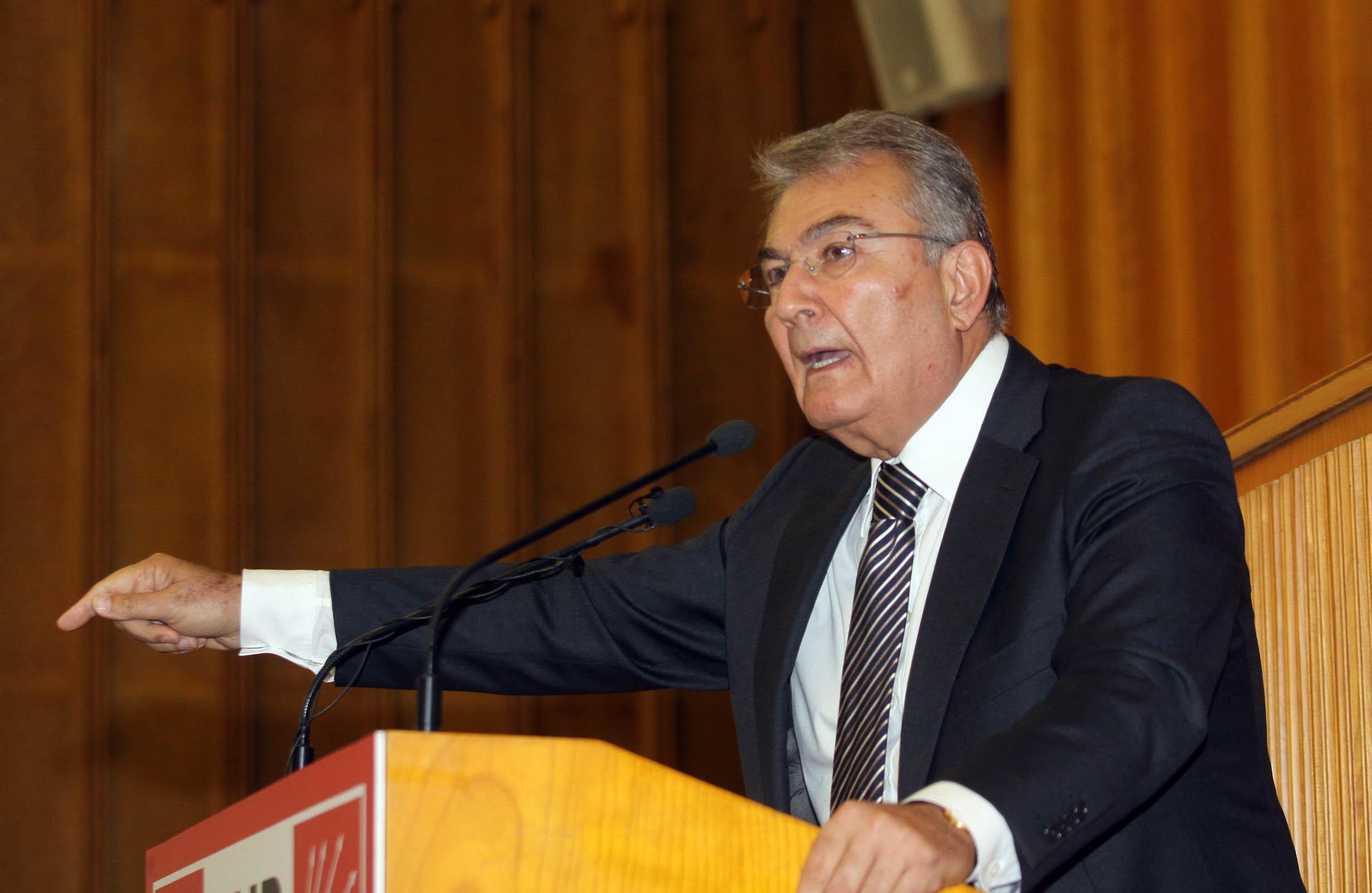 Baykal: Türkiye'nin buna hakkı vardır