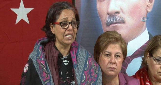 Türkan Sarıkaya'nın annesi yürekleri sızlattı