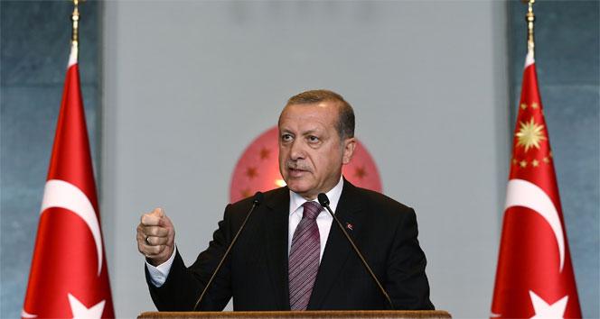 Cumhurbaşkanı Erdoğan'dan bombalı saldırıya ilk açıklama