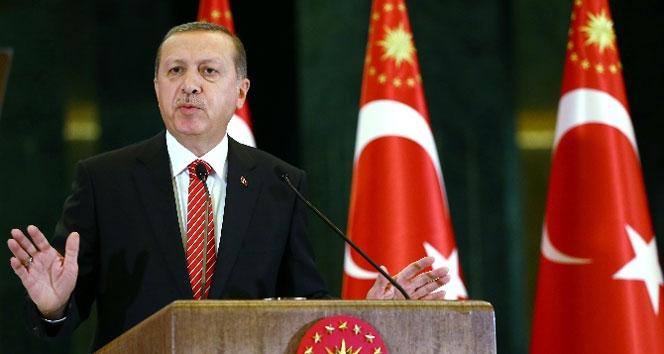 Cumhurbaşkanı Recep Tayyip Erdoğan'dan taziye mesajı