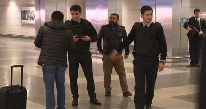İstanbul polisi alarmda