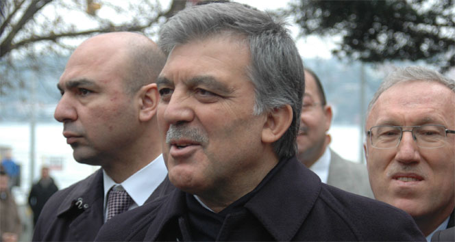 Gül'den, Erdoğan ve Akar'a taziye telefonu