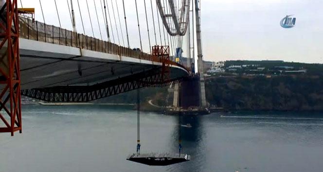 3. Köprü bağlantı yolları ihalesi ertelendi