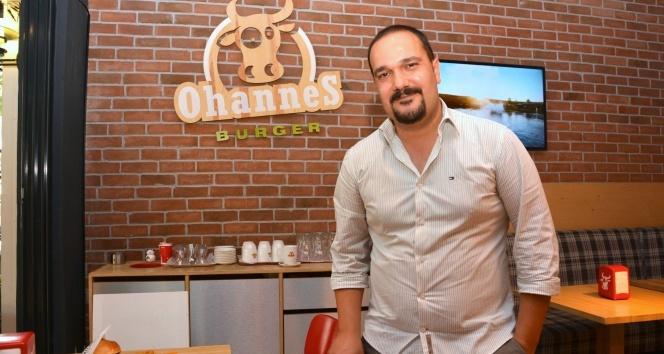 Türk burgerini dünyaya tanıtacak