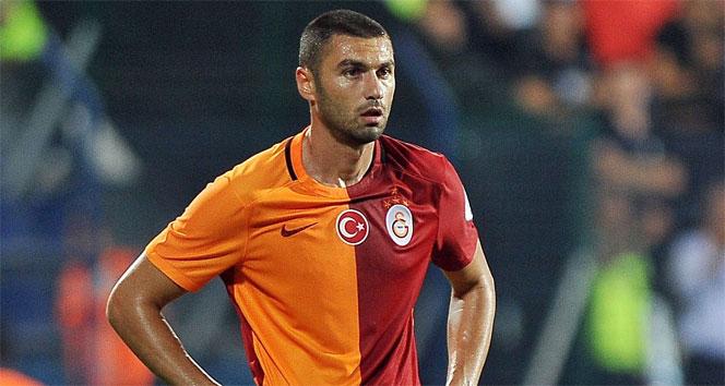 Galatasaray, Burak Yılmaz'ın bonservis bedelini açıkladı