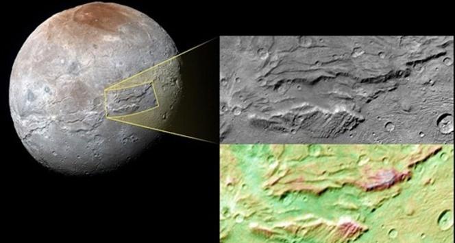 Plüton'un uydusunda okyanus kalıntıları bulundu
