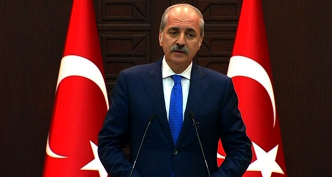 Kurtulmuş'tan HDP'li vekillere canlı bomba eleştirisi