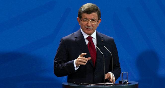 Başbakan Davutoğlu'ndan HDP'lilere sert uyarı!