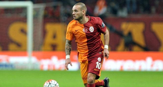 Sneijder'den çok sert cevap