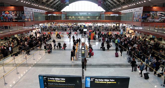Havalimanları, otogarlar ve tren istasyonlarında güvenlik alarmı