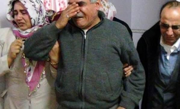 Şehit babasının ağıtları yürekleri dağladı