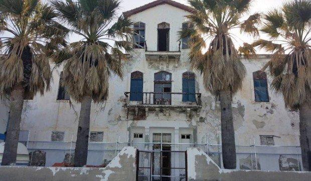 Atatürk'ün vals yaptığı otel restore ediliyor