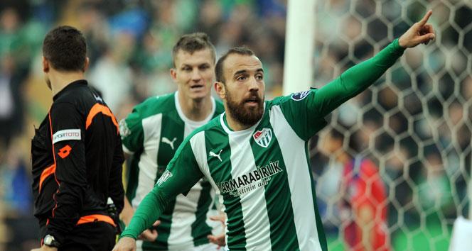 Bursaspor Sercan için Galatasaray ile masada