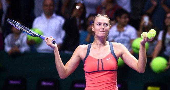 Sharapova'ya şok üstüne şok!