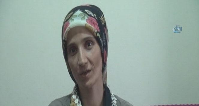 Berdel kurbanı 6 çocuk annesinin dramı