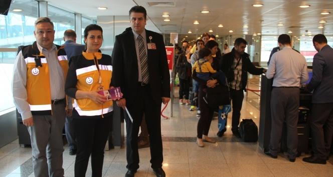 Atatürk Havalimanı'nda Zika virüsü alarmı