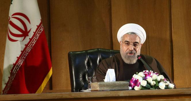 Ruhani: 'Karşılığı sert olur'