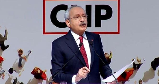 Kılıçdaroğlu'ndan 'anayasa' eleştirisi