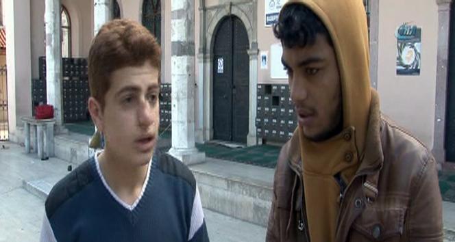 Geride kalan Suriyelilerin yaşam çabası