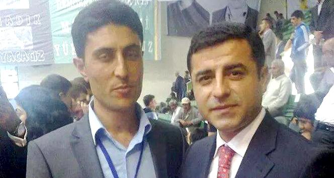 HDP'ye tutuklama şoku! Başkan tutuklandı