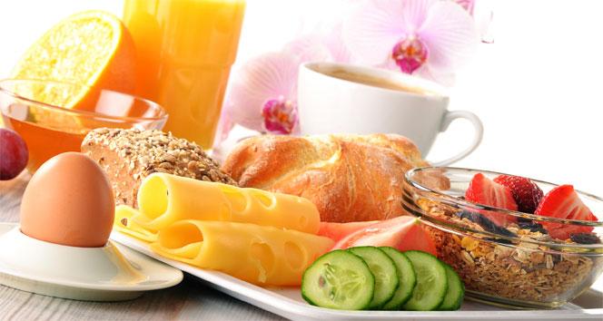 Kahvaltıda bunlardan uzak durun