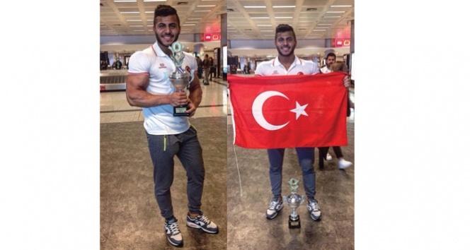 Vücut Geliştirme Şampiyonu Ahmet Koç zayıflama dersi verdi