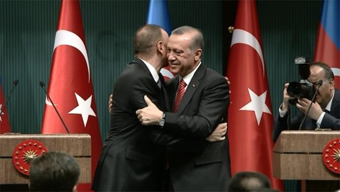 Erdoğan: 'Türkiye'ye diz çöktüremeyecekler, onlar diz çökecekler'