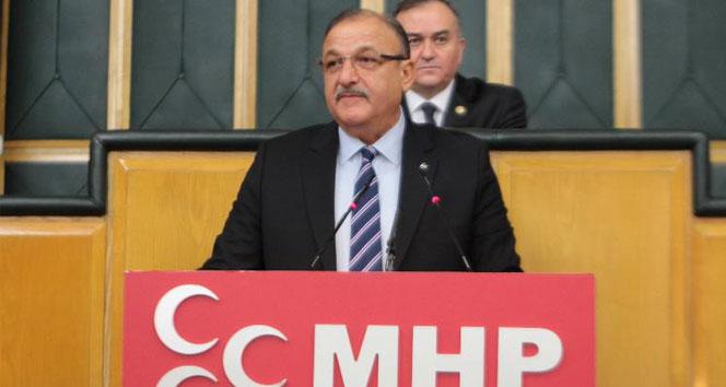 MHP Grup Başkanvekili Vural'dan HDP'ye sert tepki