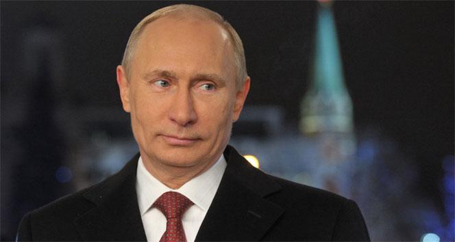 Putin'in sevindiği şeye bakın!