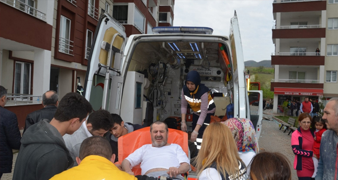 Ordu'nun Fatsa ilçesinde patlama! Yaralılar var