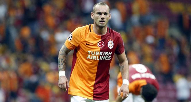 Sneijder'ın tedavisi Amsterdam'da yapılacak