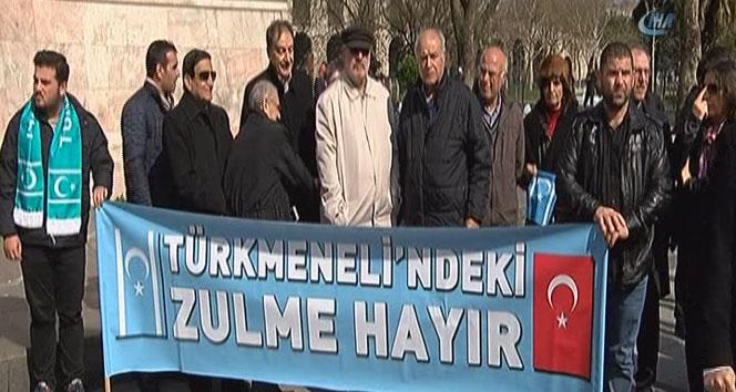 TÜFED'ten DAEŞ protestosu