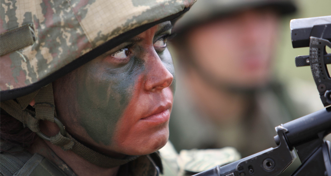 Kadınlar askere mi alınıyor?