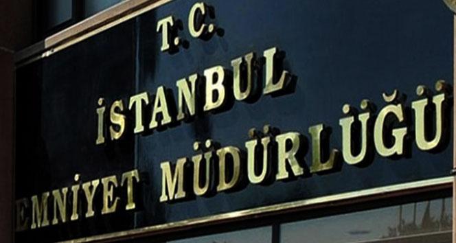 İstanbul Emniyeti'nden açıklama
