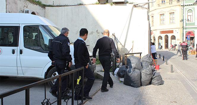 Çanakkale adliyesinde bomba paniği