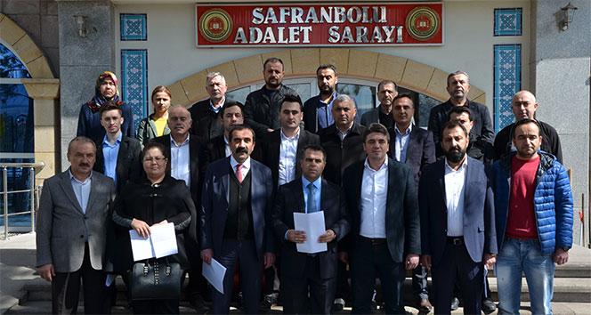 Kılıçdaroğlu hakkında suç duyurusu