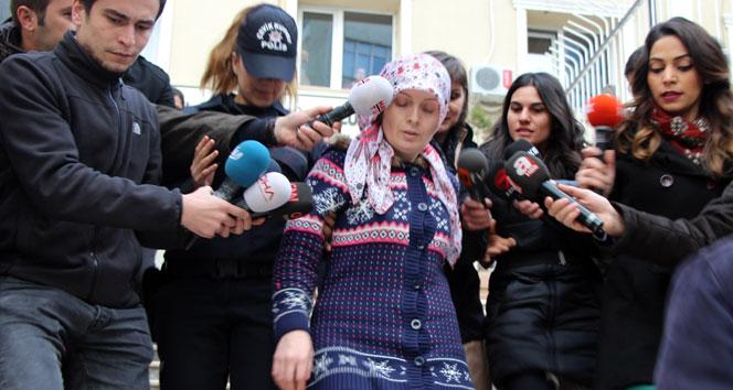 Beratcan'ın annesi serbest bırakıldı